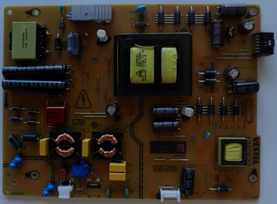 17IPS72/55INC/VES/TFK POWER BOARD 17IPS72 for 55 inc DISPLAY, 27725222, 23330818,190216R3A,