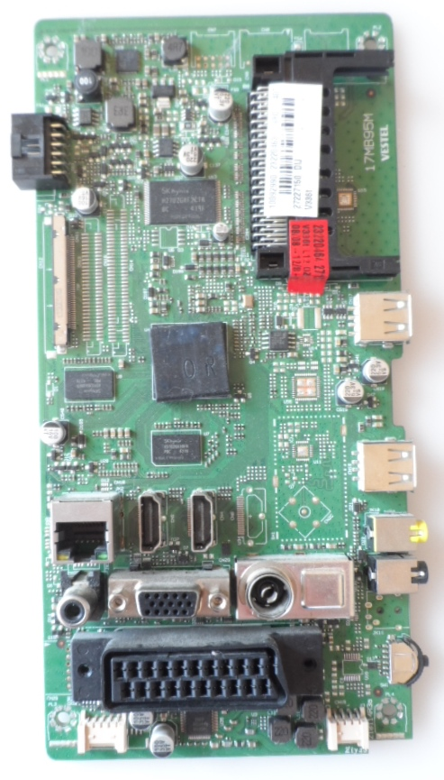 17MB95/40INC/VES/NEO MAIN BOARD, 17MB95M, for 40 inc DISPLAY , 10092990,23220463,27227150,