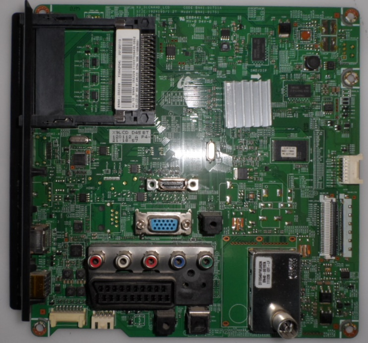 MB/BN94-05522B/SAM/32D450 MAIN BOARD ,BN94-05522B,BN41-01751A, for, SAMSUNG LE32D450,