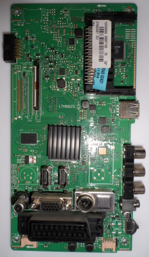 17MB82S/32INC/JVC/1 MAIN BOARD ,17MB82S, for 32inc  DISPLAY,10099569,23297106,27662421,