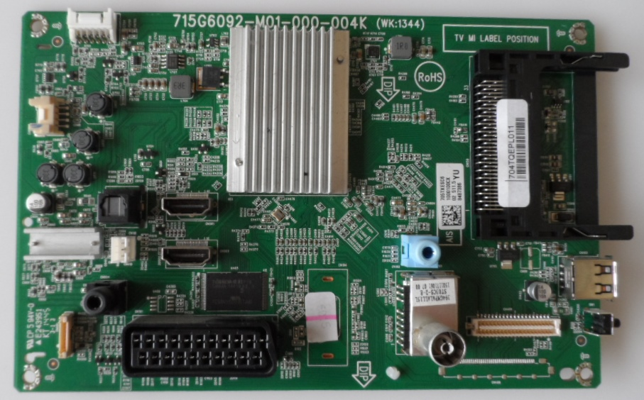 MB/32INC/PH/32PFH4309 MAIN BOARD ,715G6092-M01-000-004K, for PHILIPS 32PFH4309/88