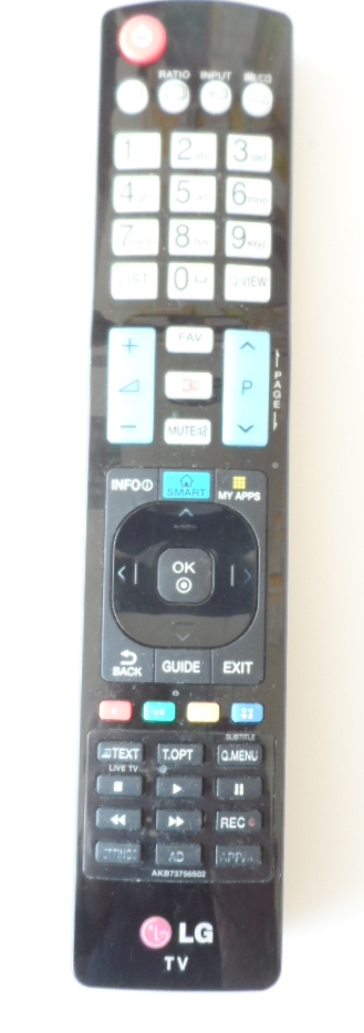 RC/LG/AKB73756502 ORIGINAL REMOTE CONTROL, AKB73756502, for LG LED TV