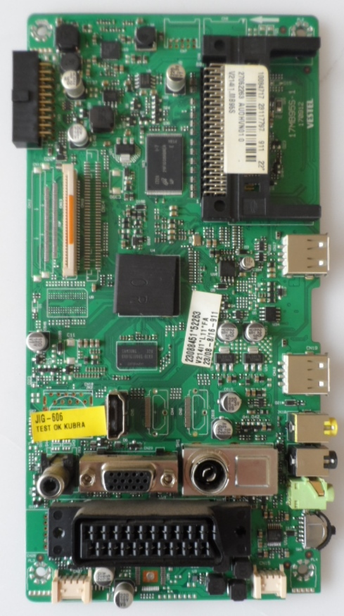 17MB95S-1/22INC/TOSH MAIN BOARD, 17MB95S-1, for 22inc DISPLAY ,10084717,23117797,27052263,