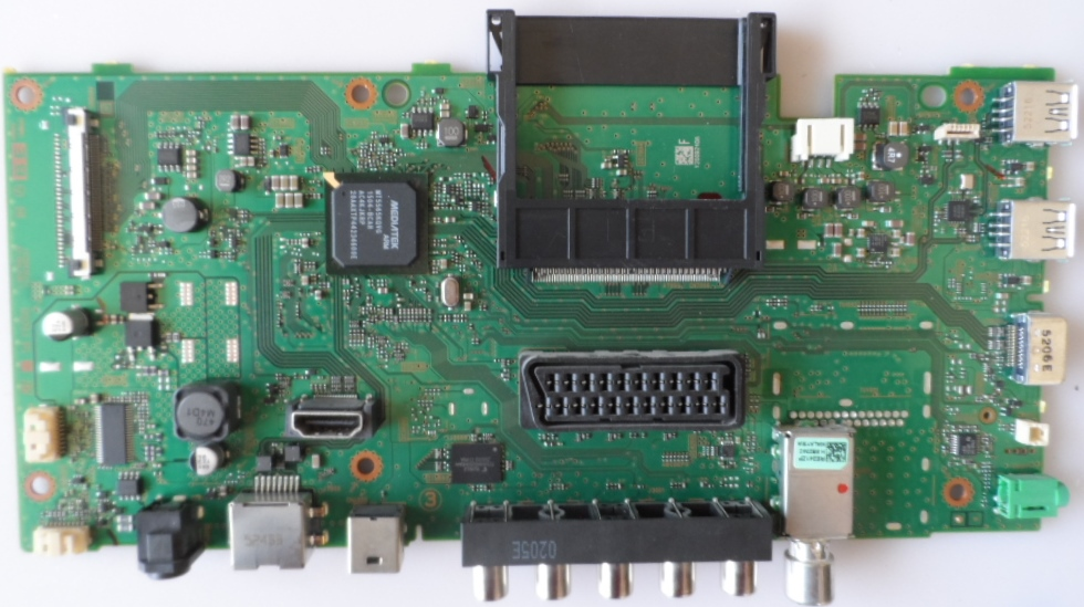 MB/SONY/40R550 MAIN BOARD ,1-894-095-21, 173534221, for SONY KDL-40R550C