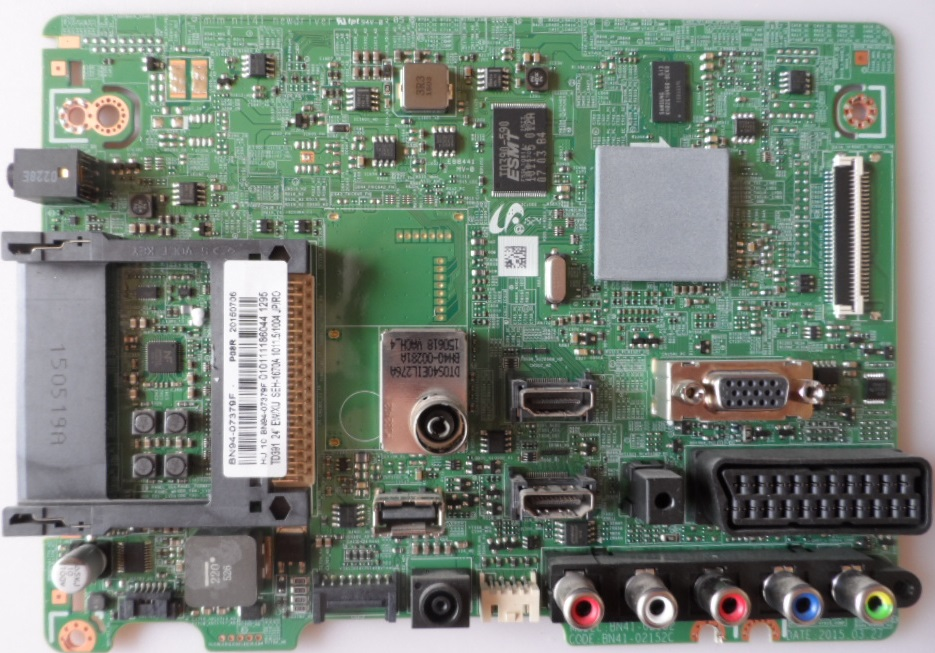 MB/BN94-07379/SAM/24D391 MAIN BOARD BN94-02724C BN41-002152 for SAMSUNG LT24D391