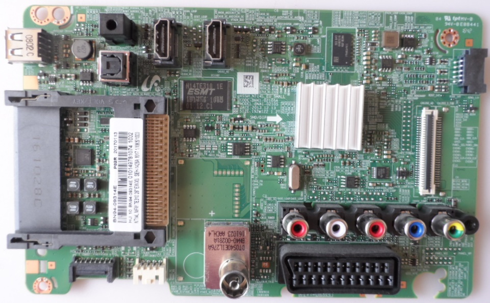 MB/BN94-09314/SAM/28E310 MAIN BOARD, BN94-09314E, BN41-02105, for SAMSUNG LT28E310EW