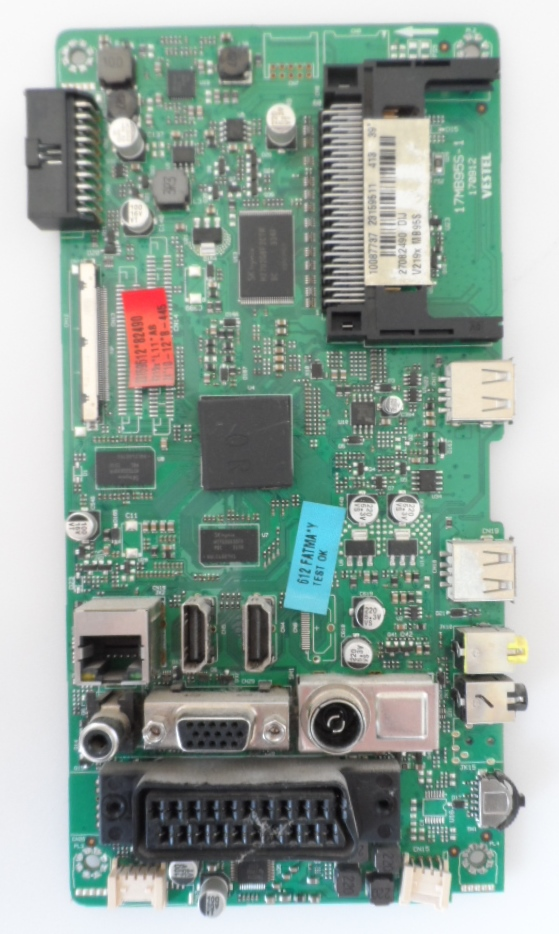17MB95S-1/39INC/VES/NEO MAIN BOARD ,17MB95S-1,170912, for 39 inc DISPLAY  ,10087737,23159511,27082490,