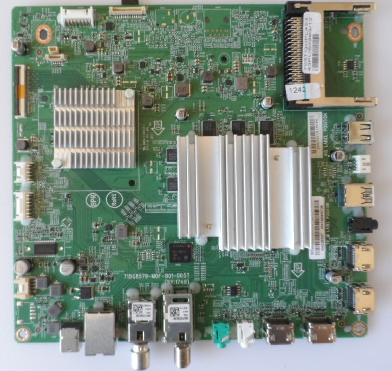 MB/43INC/PH/43PUS7363/12 MAIN BOARD ,715G8579-M0F-B01-005T, for ,PHILIPS 43PUS7363/12,