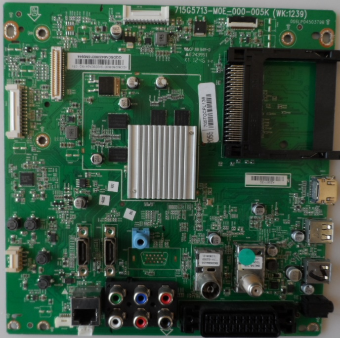 MB/42INC/PH/42PFL5008 MAIN BOARD ,715G5713-M0E-000-005K, for PHILIPS 42PFL5008K/12