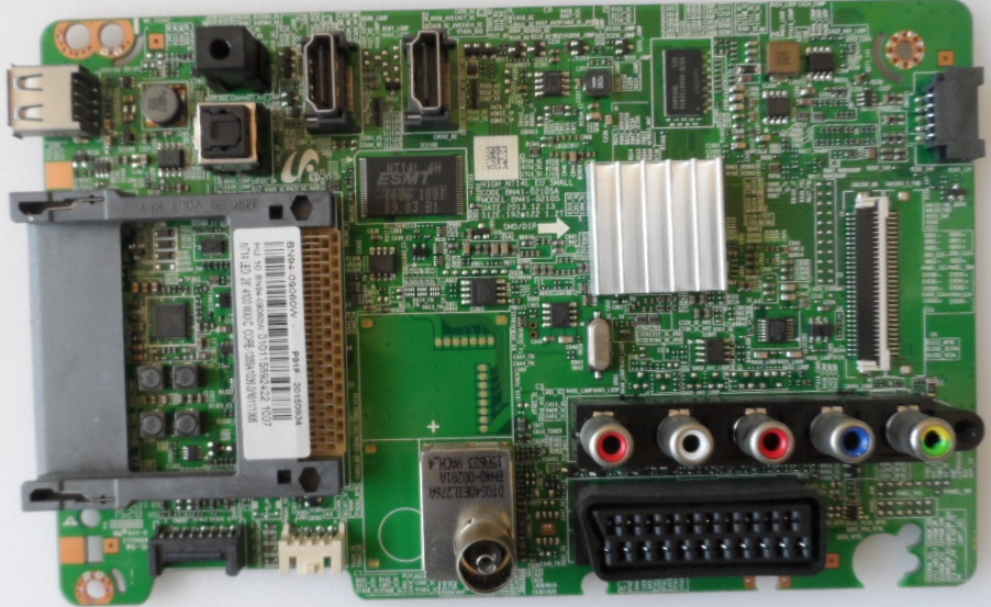 MB/BN94-09060W/SAM/28J4100 MAIN BOARD, BN94-09060W, BN41-02105A, for SAMSUNG UE28J4100AW