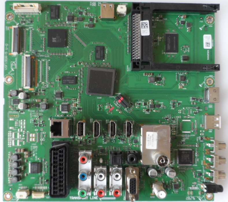 MB/32INC/GRUNDIG/32VLE812 MAIN BOARD, VSF190R-5 V-0, for GRUNDIG 32VLE812S