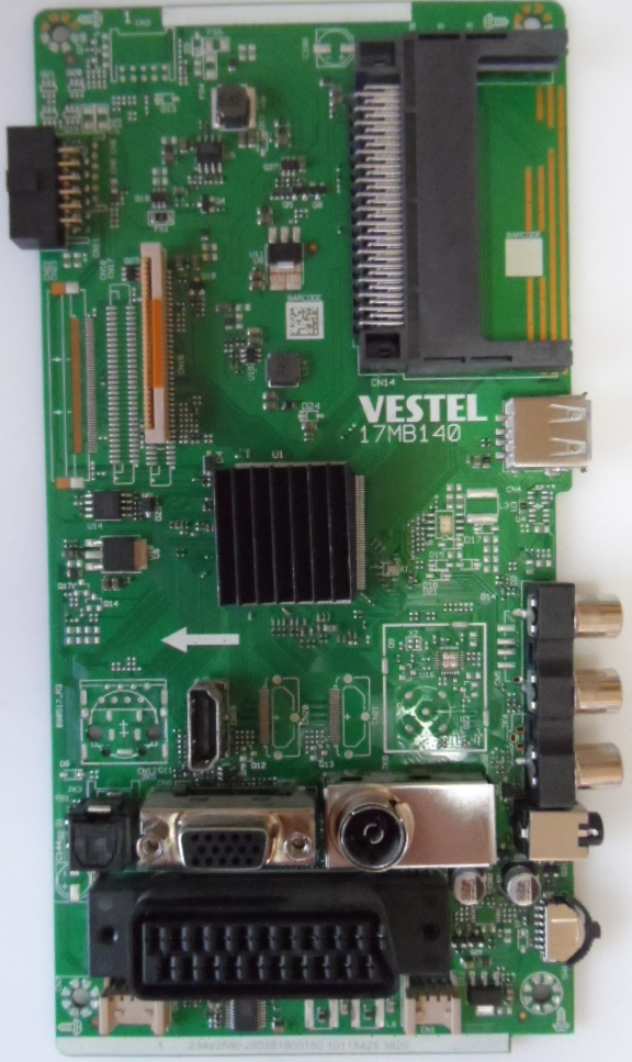 17MB140/32INC/CR/32472 MAIN BOARD, 17MB140 , for 32 inc DISPLAY, 23492580,280281900180,10115425,3820,090517_R3,