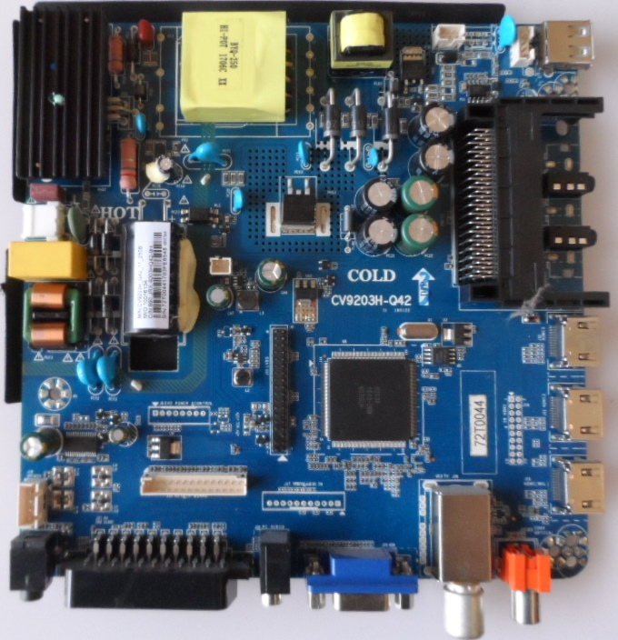MB/CV9203H-Q42/NEO/3222 MAIN BOARD ,CV9203H-Q42 , for ,NEO LED-3222,