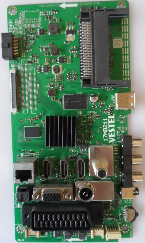 17MB211/48INC/TFK MAIN BOARD ,17MB211 , for 48inc DISPLAY, 1909,234501173,27960700770,10112444,4340,090517R3,