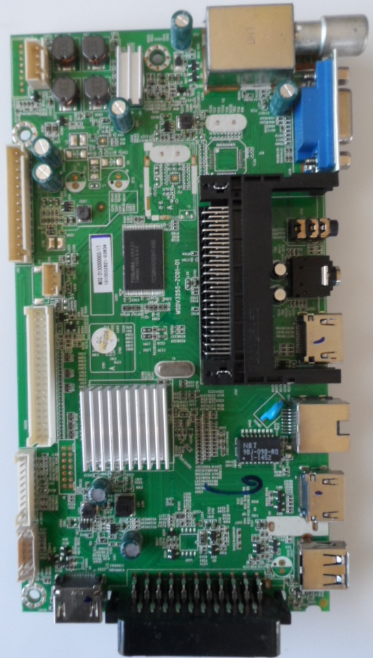 MB/40INC/JVC MAIN BOARD ,MSDV3255-ZC01-01,for JVC LT-40C550