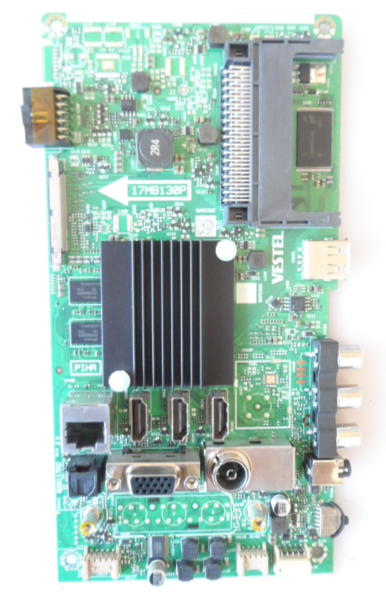 17MB130P/65INC/TFK MAIN BOARD, 17MB130P, for 65 inc DISPLAY UHD 4K  ,  1904, 234604426, 279205320055 ,10113585, 4460,