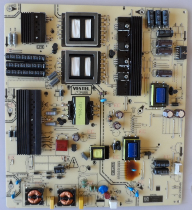 17IPS55/65INC/VES/TFK POWER BOARD ,17IPS55, for 65 inc DISPLAY,15121R4A, 23406989,27911751,