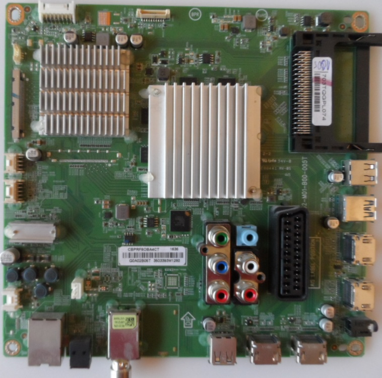 MB/43INC/PH/43PUH6101 MAIN BOARD ,715G8132-M01-B00-005T, for ,PHILIPS 43PUH6101/88