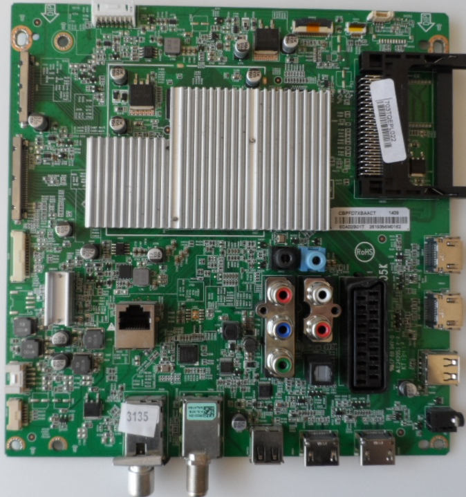 MB/47INC/PH/47PFK7189 MAIN BOARD ,715G6080-M0D-000-005K, for, PHILIPS 47PFK7189,
