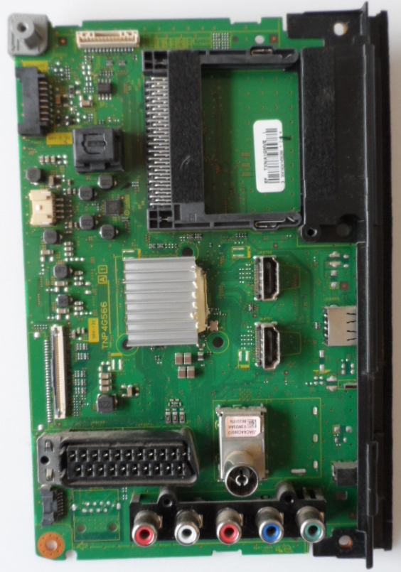 MB/42INC/PAN/42A400 MAIN BOARD ,TNP4G566 A 1 ,TXN/A1GMVE, for ,PANASONIC TX-42A400E,