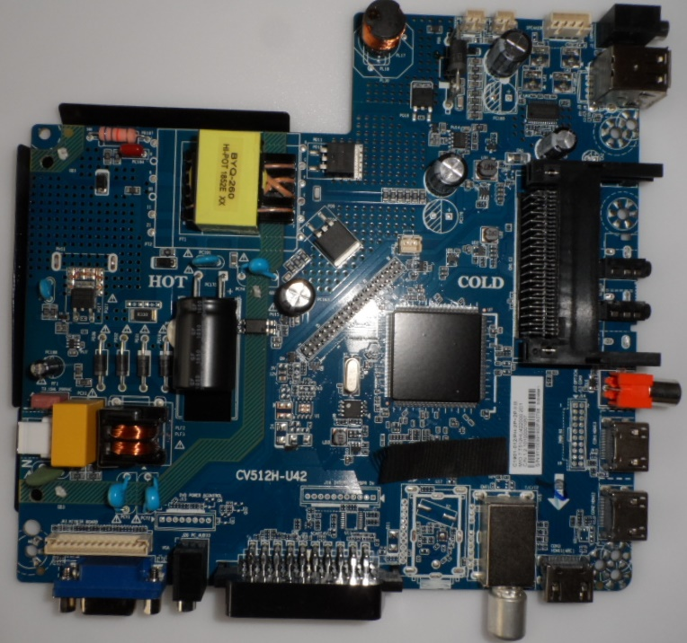 MB/CV512H-U42/NEO MAIN BOARD,CV512H-U42, for NEO LED-32T2