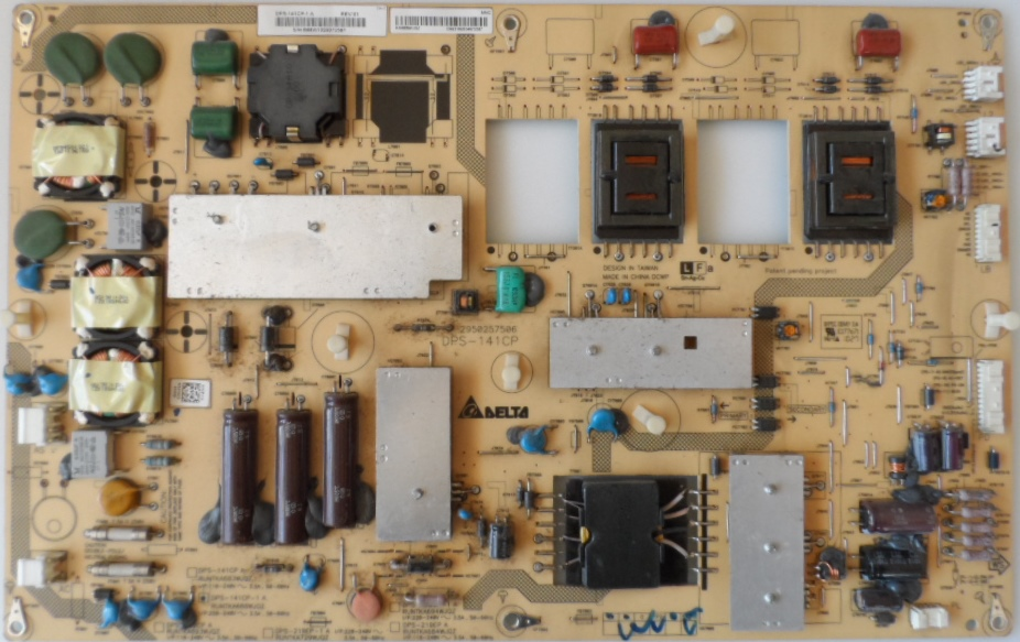 PB/DPS-141CP/SHARP POWER BOARD ,DPS-141CP-1A,RUNTKA683WJQZ, for SHARP LC-46LE814E