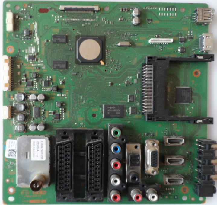 MB/SONY/40EX401 MAIN BOARD ,1-881-019-13, A-1738-304-C, for SONY KDL-40EX401
