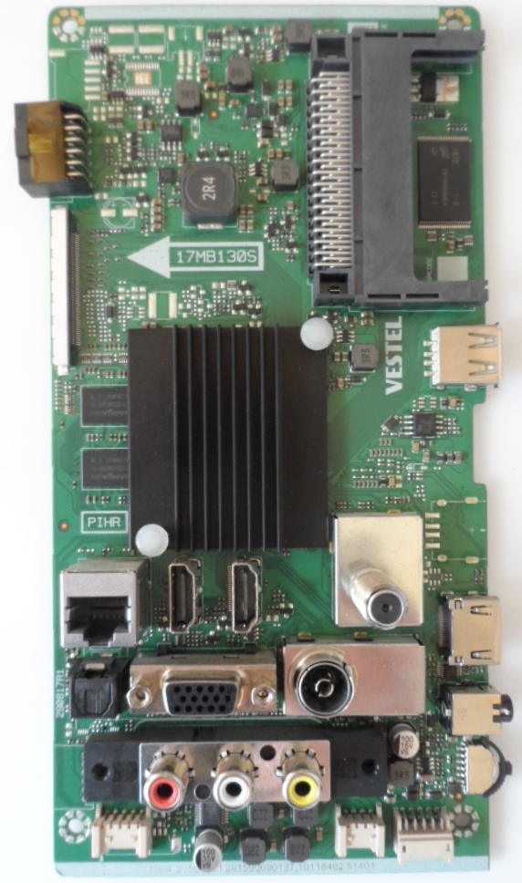 17MB130S/55INC/HIT/55HK6000 MAIN BOARD ,17MB130S,1904,23508751,281590690137,10118402,21401,29081R1,