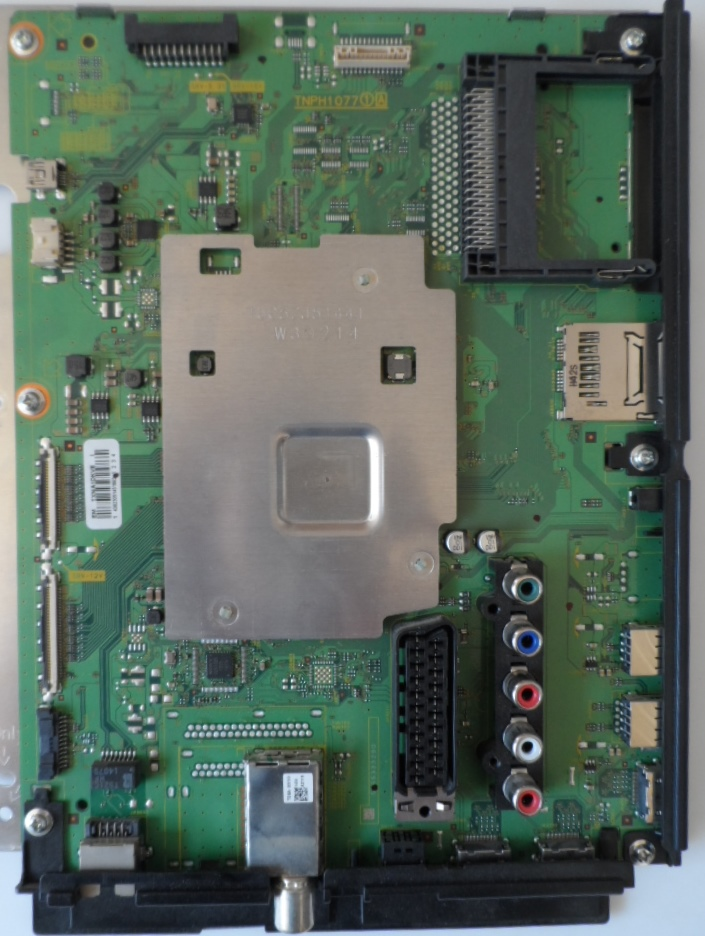 MB/42INC/PAN/42AS650 MAIN BOARD ,TNPH1077 1 A,TXN/A1DKVE, for ,PANASONIC TX-42AS650E