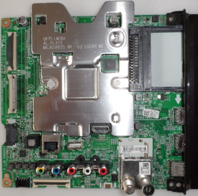 MB/LG/43UK6400 MAIN BOARD  ,EAX67872805(1.1) ,for LG 43UK6400PLF,