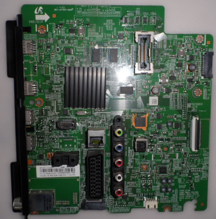 MB/BN94-07228C/SAM/32H4500 MAIN BOARD, BN94-07228C,  BN41-02156, for SAMSUNG ,UE32H4500,