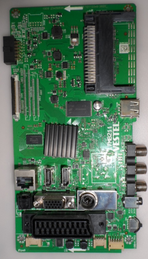 17MB211/32INC/TFK MAIN BOARD ,17MB211 , for 32inc DISPLAY ,23458536,279141610256,10113349 3820,