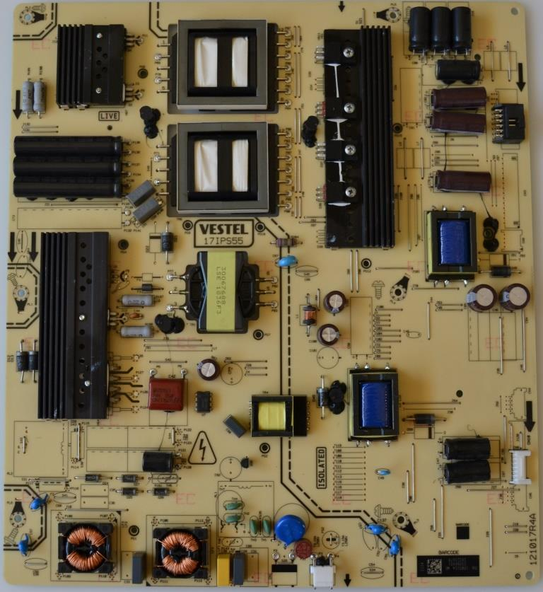 17IPS55/65INC/HIT POWER BOARD ,17IPS55, for 65 inc DISPLAY,23396951,28221678,121017R4A,