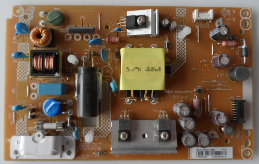 PB/32INC/PH/32PHS4032 POWER BOARD ,715G7734-P01-005-002H, for, PHILIPS 32PHS4032/12,
