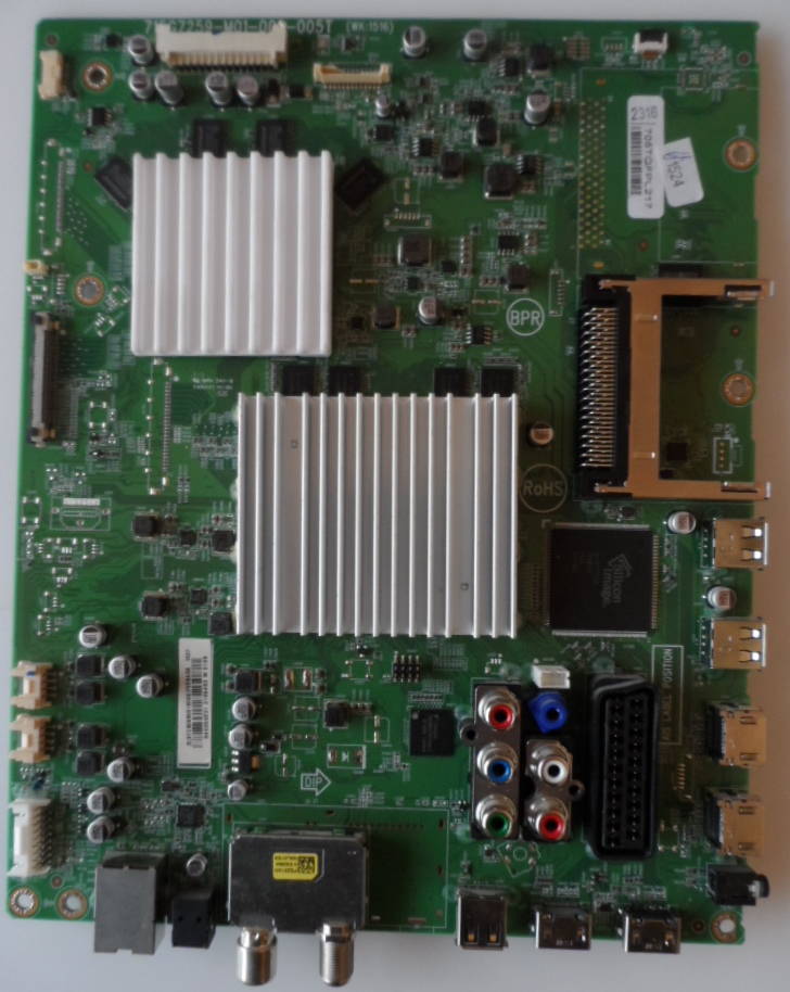MB/43INC/PH/43PUS7150 MAIN BOARD ,715G7259-M01-000-005T, for ,PHILIPS 43PUS7150/12,