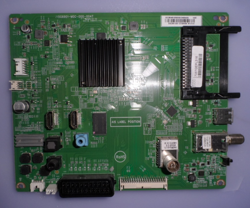 MB/40INC/PH/40PFK4009/12 MAIN BOARD ,715G6901-M0C-000-004T, for, PHILIPS 40PFK4009/12,