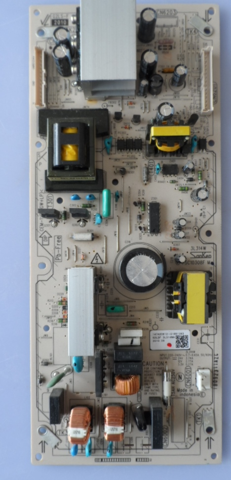 PB/PSC10308/SONY/32EX301 POWER BOARD ,PSC10308F M,for ,SONY,KDL-32EX301