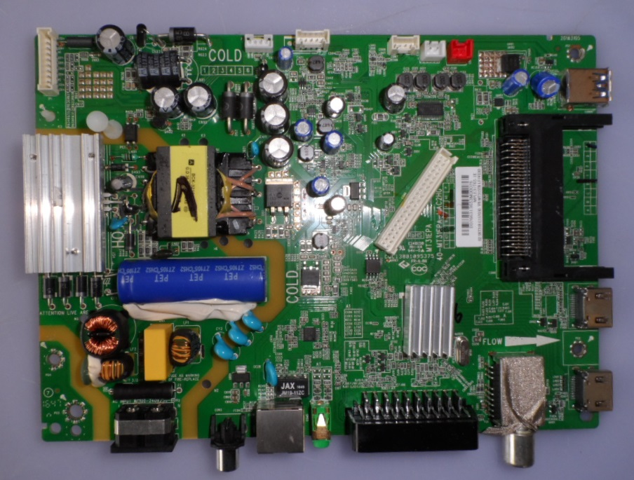 MB/MT31EPA/STRONG/40INC MAIN BOARD, 40-MT31EPA-MAC2HG,  for ,STRONG ,SRT 40FY4002N,