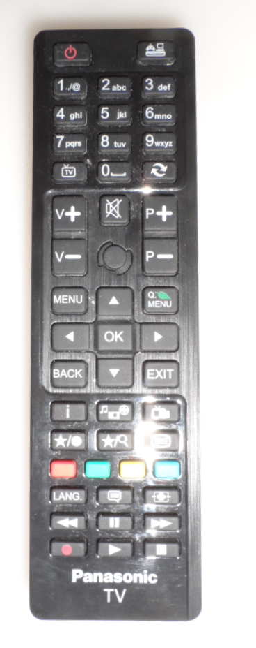 RC/48127/PAN  REMOTE CONTROL, RC48127, for ,PANASONIC TX-32C300E ,