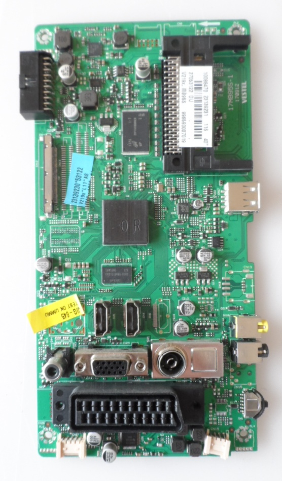 17MB95S-1/40INC/PH MAIN BOARD, 17MB95S-1, for 40inc DISPLAY , 10086470,23139231,27053122,